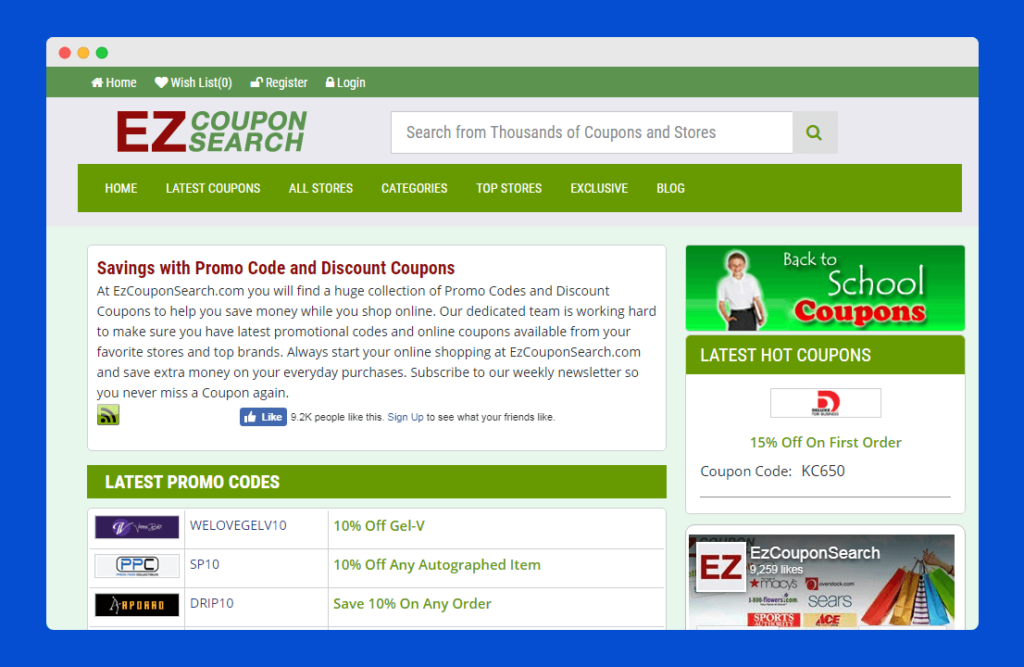 ezcouponsearch