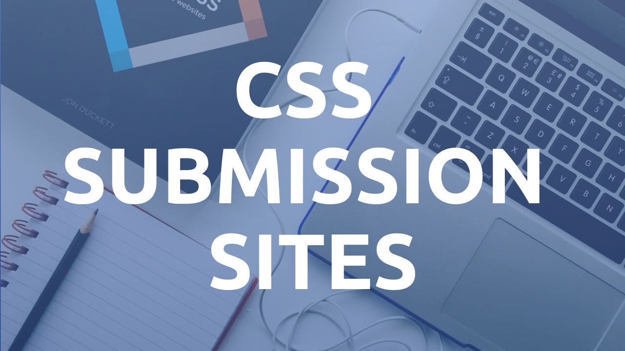 CSS SUBMISSION SITES LIST
