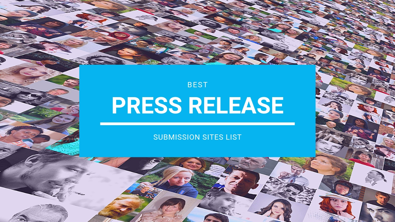 PR submission sites list