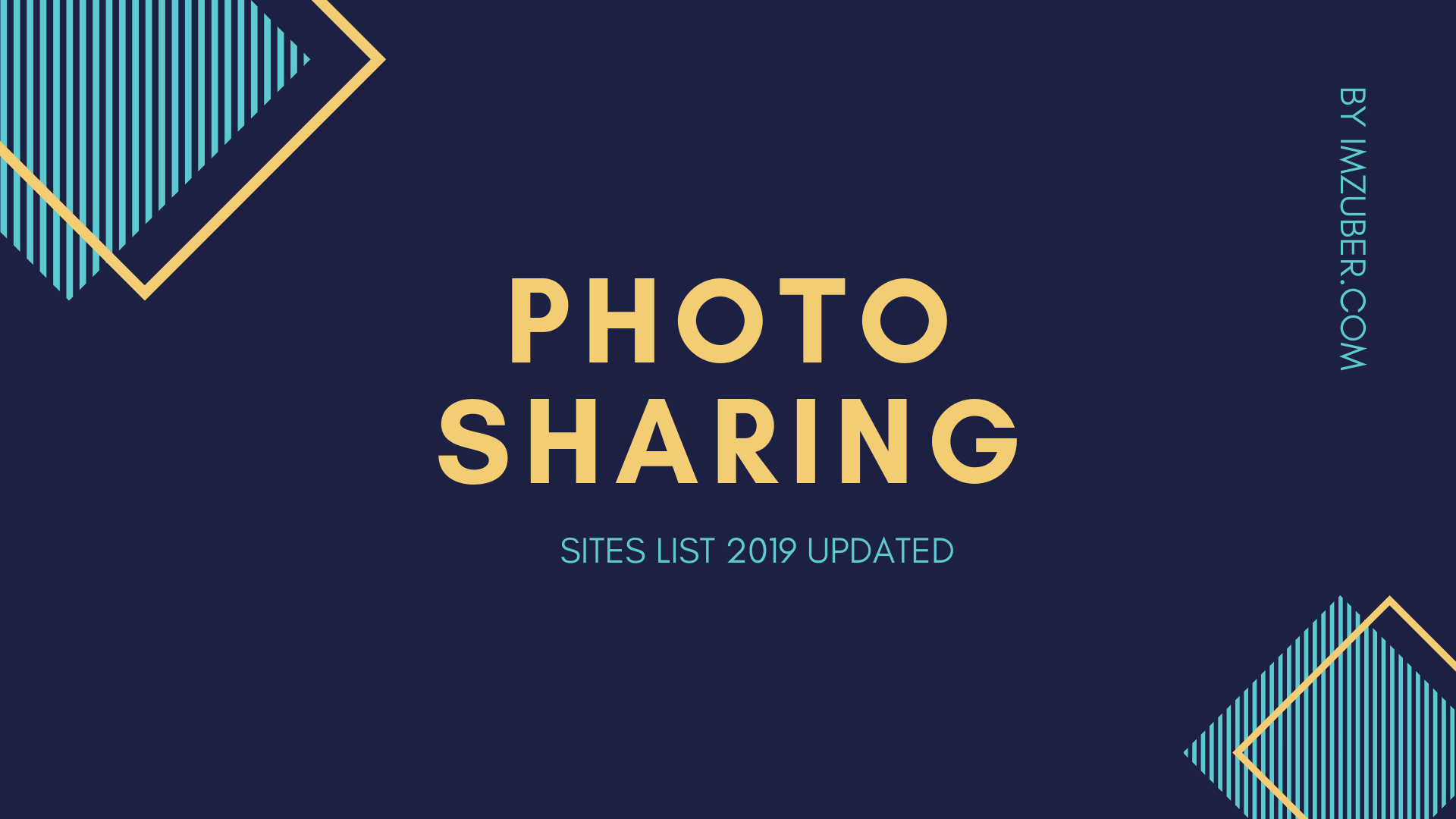 Top Free Image Sharing Sites 2019 | Boost Image SEO