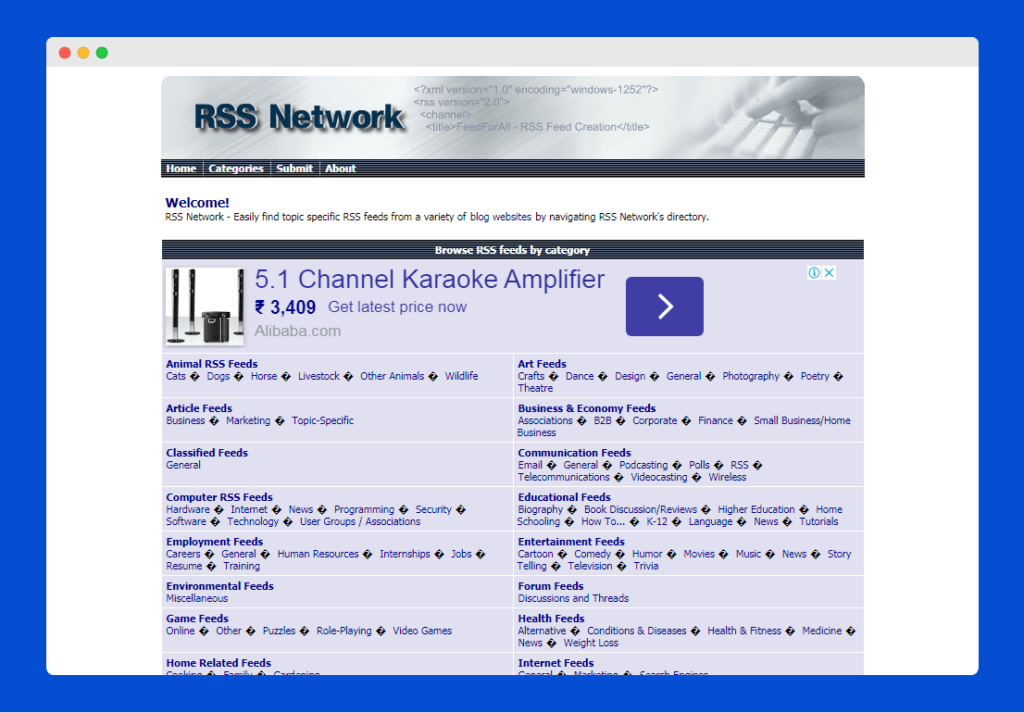 rss-network