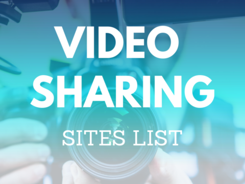 video-sharing-sites-list