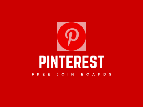 Pinterest board join free