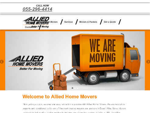 BEST MOVING SERVICES _ ALLIED HOME MOVERS