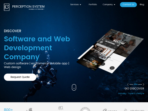 Perception System _ Your Strategic IT Partner from Code to Cloud