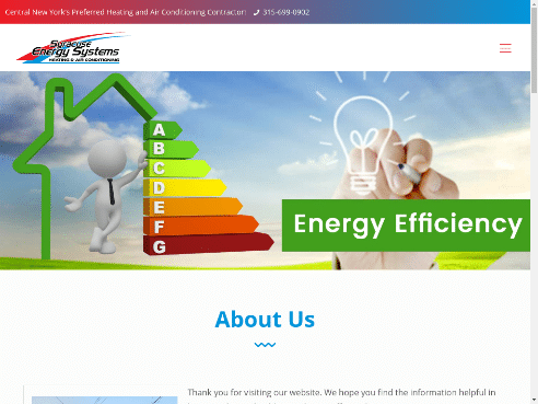 Syracuse Energy Systems – Heating & Air Conditioning